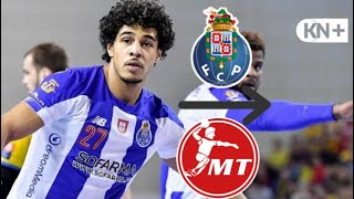 Best Of Andre Gomes | Welcome to MT Melsungen | Handball | Goals \u0026 Skills | 2021