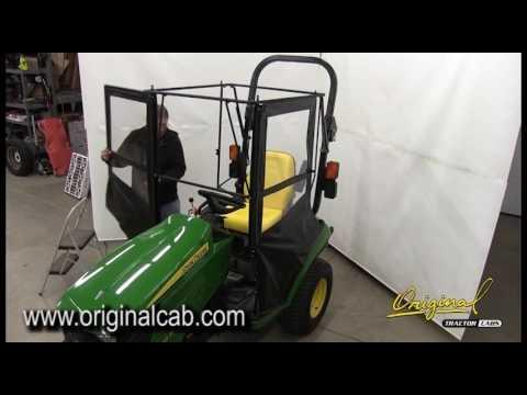 Download Original Tractor Cab Hard Top  Enclosure 11845 (12009) Installation Video