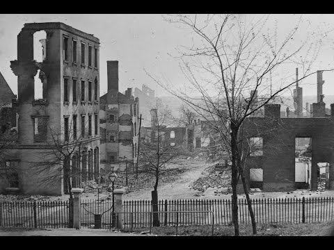 Richmond, Virginia: Then and Now