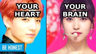 Do you REALLY know yourself? (IDOL or Dance The Night Away?)