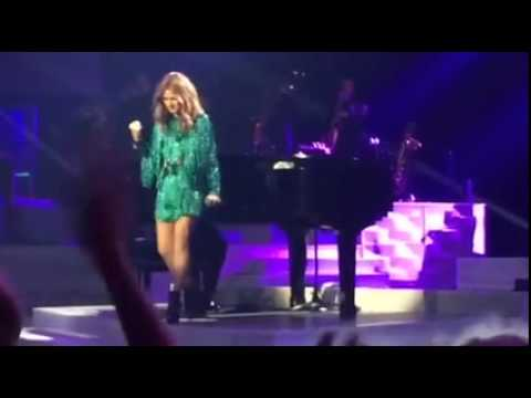 Celine Dion  Big Note All  Myself Vegas Revamped Show 2015