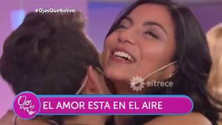 Eduardo le hizo una declaración de amor a Fernanda que ella no pudo decir que no