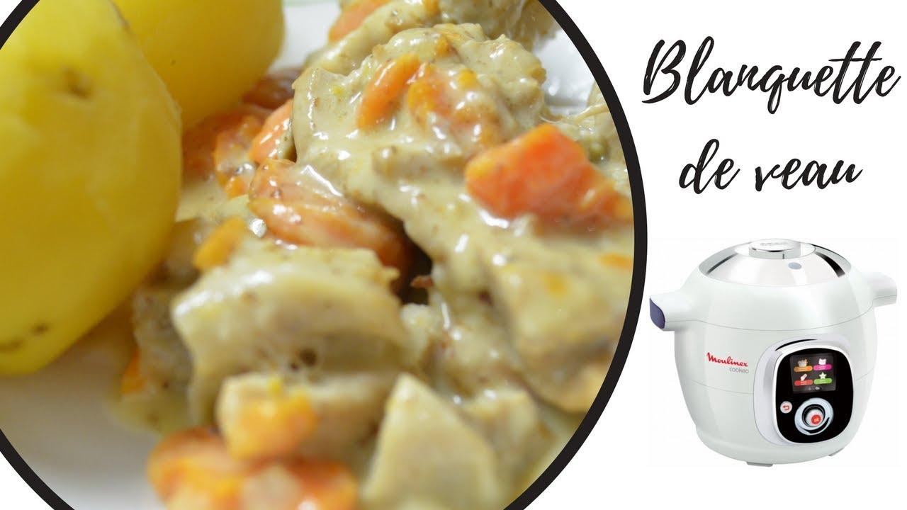 Blanquette de veau facile avec le cookéo de Moulinex par ...