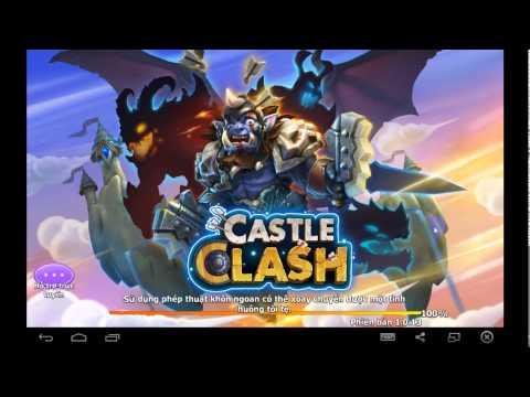 Cách quay hero tím : Castle Clash Loạn Thành Chiến