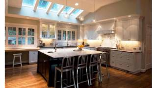 Modern Kitchen Vaulted Ceilings