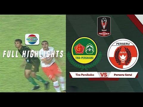Tira Persikabo vs Perseru Serui - Full Highlights   Piala Presiden 2019