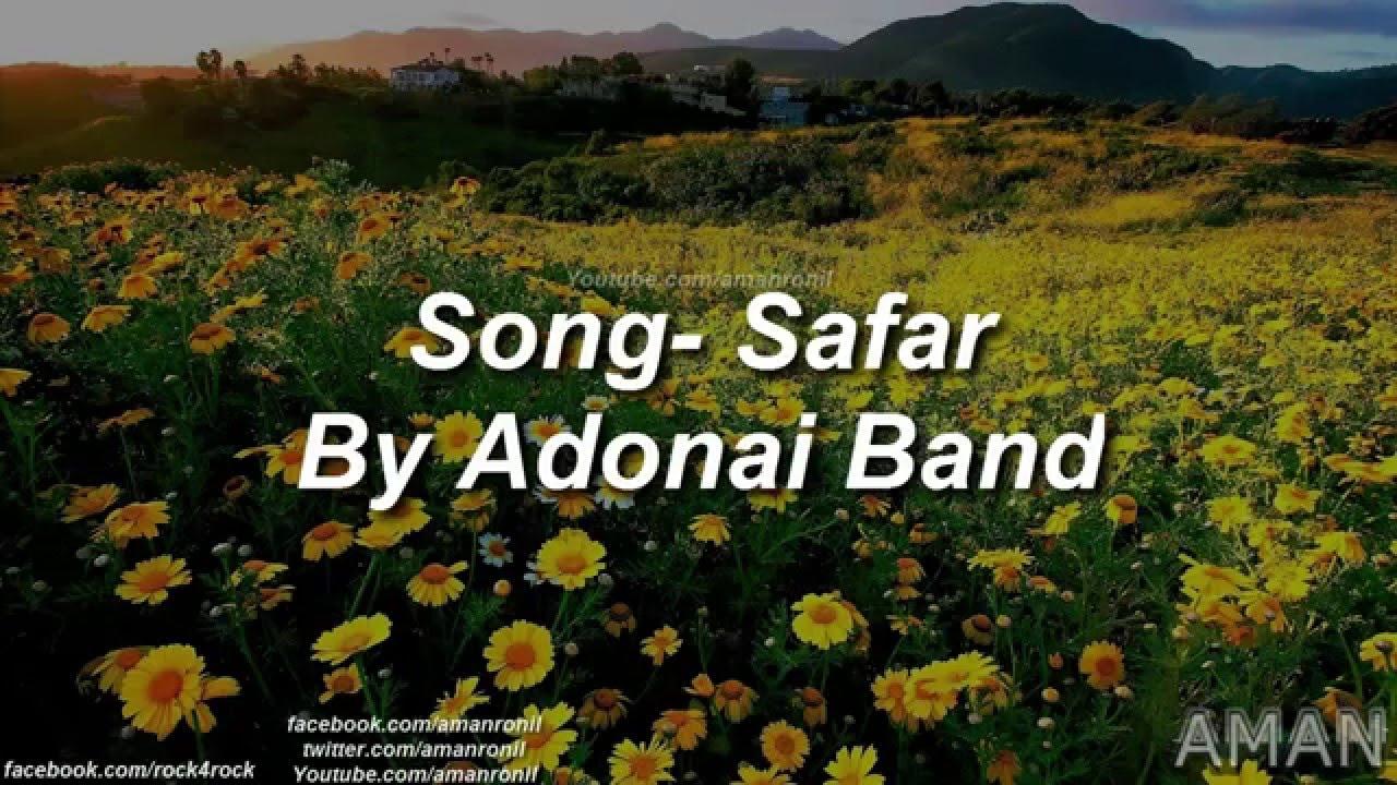 safarlyrics-hindi-christian-song-by-adonai-band-aman-robinson