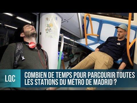 LQC - Faire toutes les lignes de métro en un seul jour ? 2