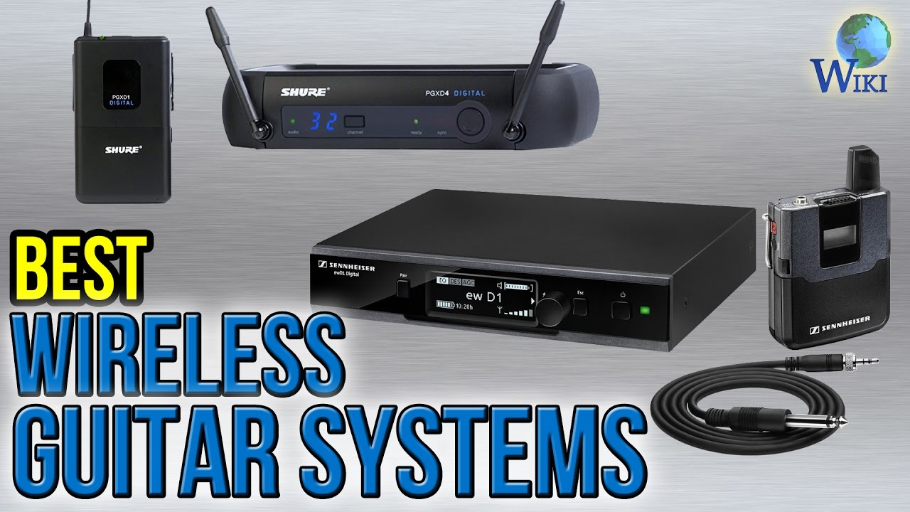 8 best wireless guitar systems 2017 youtube. Black Bedroom Furniture Sets. Home Design Ideas