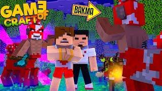SAKIN BU KARAKTERİN YÜZÜNE BAKMA #4 GAME OF CRAFT - Minecraft