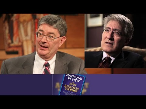 TAKEDOWN TRUMP! The moment two Washington insiders tell YOU how to be Catholic HD