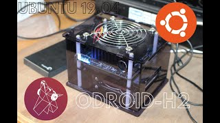 odroid-H2 Rev B Single Board Computer Review with Ubuntu 19.04