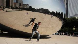 The Cloud Gate - Chicago // Mirwais - Disco Science