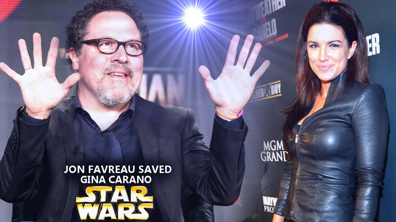 Jon Favreau Just SAVED Gina Carano! New Details Emerge This Is UNREAL (Star Wars Explained)
