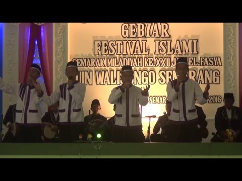 Az - Zurna (Gebyar Festival Islami Ke-22 JQH UIN WALISONGO)