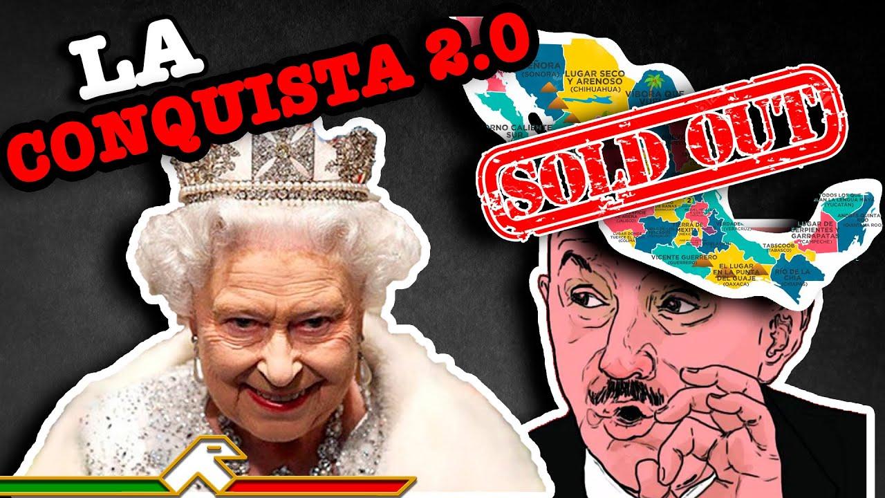 Salinas Pacta Con Reina Isabel Ayuda Para Saquear Litio y Petróleo!! Sub Comandante Marcos Ayudara!!