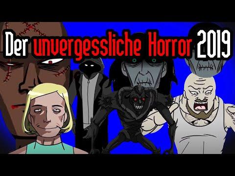 55 animierte HorrorStories (Compilation 2019)