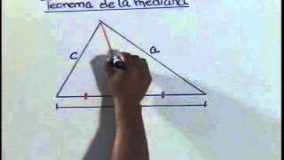 Relaciones métricas en el triángulo oblicuángulo