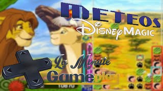 La Minute Gameplay - Meteos Disney Magic (DS)