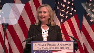 Hillary Clinton Rule of Law Crucial to U S  Policy