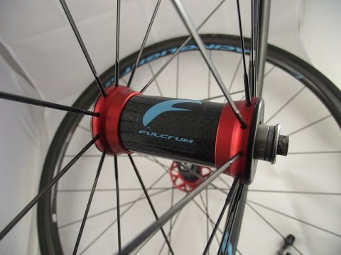 Fulcrum Racing Light Xlr Superlight Carbon Road Bike Wheels For Climbers Review Youtube