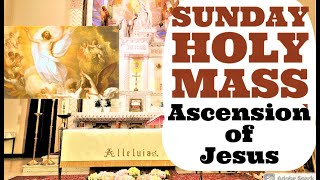 Ascension Sunday Holy Mass - Holy Mass Online -