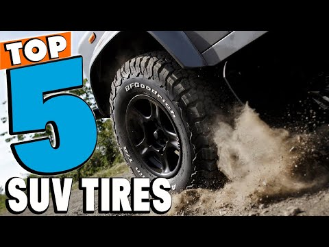 Best SUV Tire Reviews 2020 | Best Budget SUV Tires (Buying Guide)