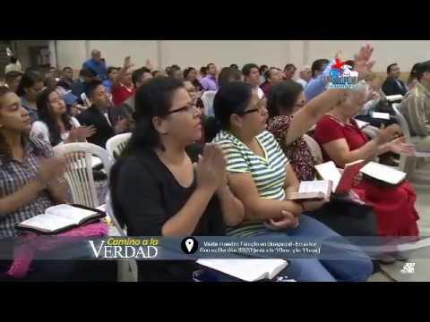 El Bautismo en el Espiritu Santo I - Eugenio Masias