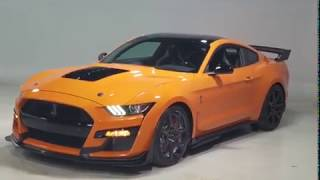 Queer4Cars 2020 Mustang Shelby Cobra GT500 Preview
