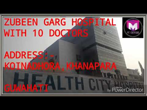 Zubeen Garg | Health City | Tour