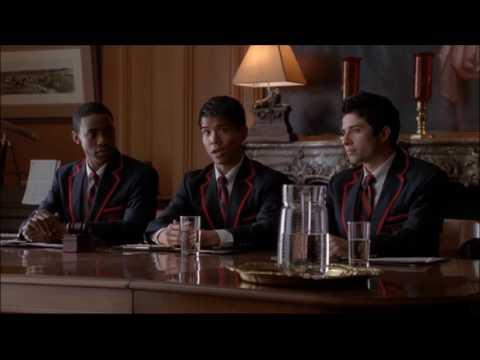 Glee - Blaine wants to sing a duet with Kurt 2x16