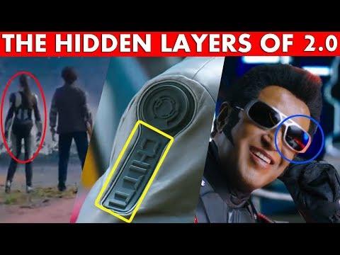 2.0 Teaser Breakdown : Things You Missed | Rajinikanth | Shankar | AR Rahman | Akshay Kumar | Amy