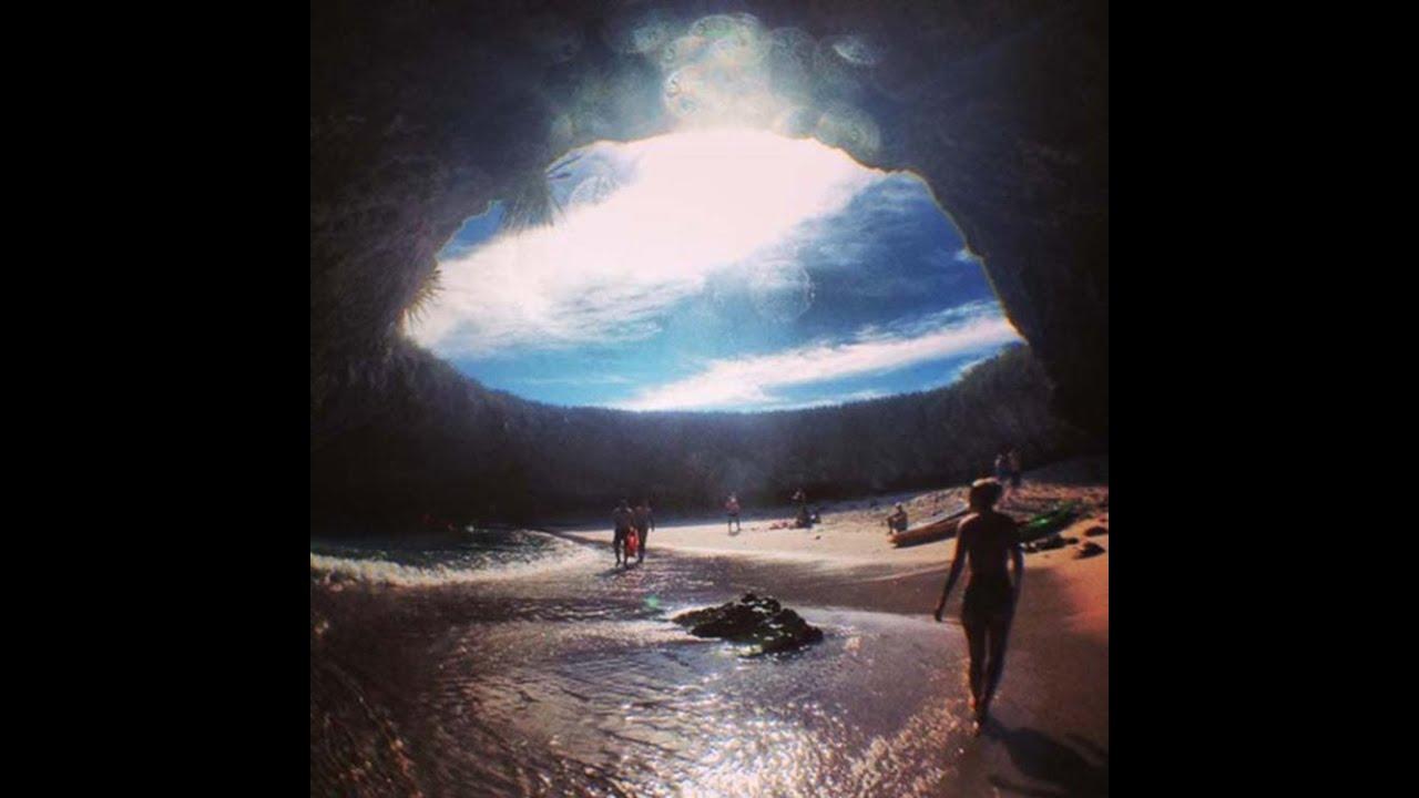 Wonderful Beaches Playa Del Amor Love Beach Hidden Marietas Islands Mexico