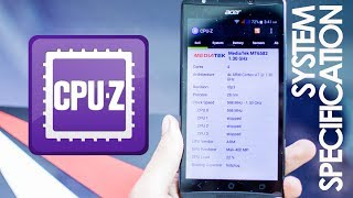 How To Check Mobile System Specifications- CPU-Z.[malayalam]