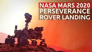 Watch NASA Mars 2020 Perseverance Rover