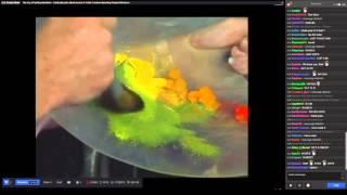 KappaRoss paints a painting 2
