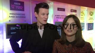 INTERVIEW - Matt Smith and Jenna Louise Coleman on auditi...