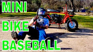 MINI BIKE BASEBALL