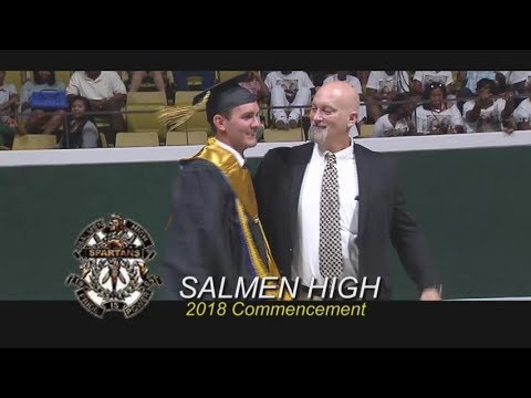 Salmen High School Graduation 2018