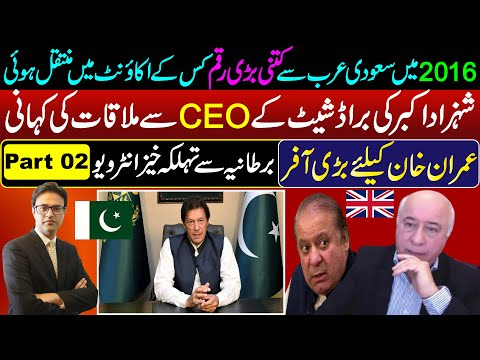 Broadsheet CEO Kaveh Moussavi Exclusive Interview with Irfan Hashmi || Nawaz Sharif family lies