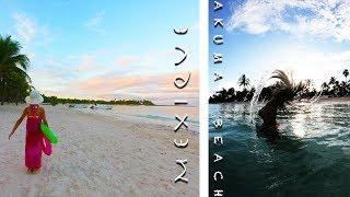 🐢🏝AKUMAL BEACH ¬ Station balnéaire ¬ RivieraMaya Mexique ! 🇲🇽