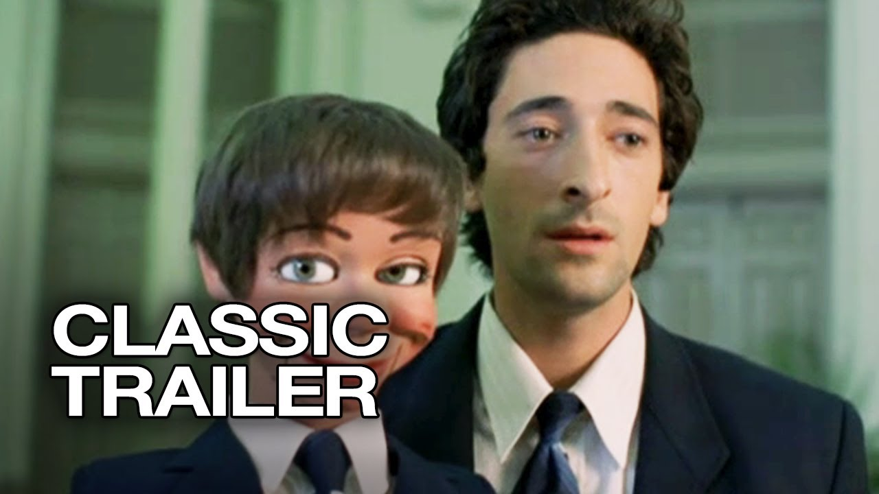 Download Dummy (2002) Official Trailer #1 - Adrien Brody Movie HD