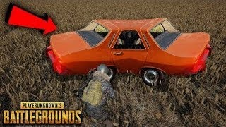 A New Type of Car.. | Best PUBG Moments and Funny Highlights - Ep#54