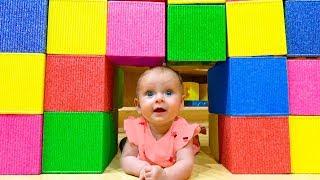 Indoor Playground | Nursery Rhymes & Kids Songs