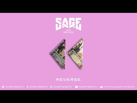 Sage The Gemini - Reverse [Visualizer]