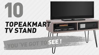 Topeakmart TV Stand // New & Popular 2017