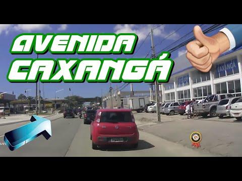 TRAJETO: Av. CAXANGÁ   X   SHOPPING RECIFE