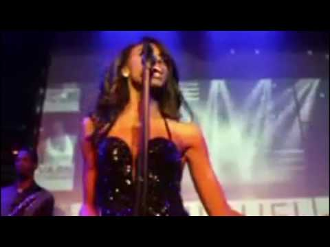 Sha Sha Performs in NYC for BET Music Matters.