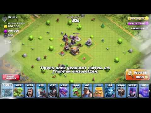 clash of clans tweak