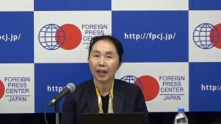 """FPCJ Press Briefing: The Japanese Economy and the """"big-boned policy"""" 2018"""